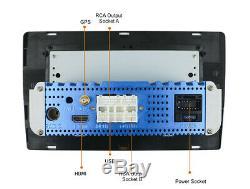 10.1 4GB+64GB 2 DIN CAR STEREO GPS NAVI BT 4.0 USB WIFI DAB+ OBD HDMI Head Unit
