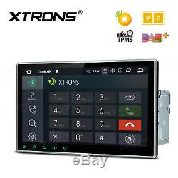10.1 Android 8.0 Car GPS Radio Stereo DVD Player Double DIN Bluetooth Head Unit