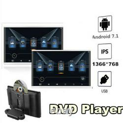 10.1 In Android Car Headrest DVD Player Rear Seat Screen Touch Screen Monitor