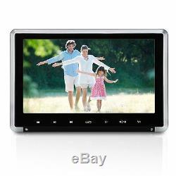 11.6 Big Screen 19201080 Resolution Car Monitor Headrest DVD Player HDMI Port