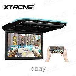 11.6 Ultra Thin Car Overhead Monitor Flip Down HDMI Roof Digital Screen 1080P
