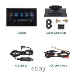 11.6in Android 9.0 Headrest Monitor Video Player for Car TV Touch Screen WiFi