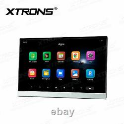 12.5 Android 9.0 Touch Screen Car Rear Seat Headrest Monitor HDMI Wifi USB Game