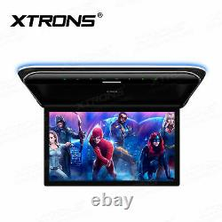 19.5 1080P Car Roof Monitor Player HD HDMI Car roof Mounted Monitor LCD speaker