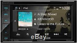 2019 Model Kenwood Ddx-419bt Car Double Din 6.2 Touch/dvd/cd/bluetooth/spotify