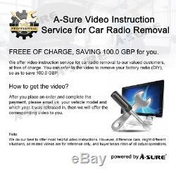 2DIN Audi TT MK2 Car Headunit DVD Player Stereo GPS Sat Nav BT SWC 3G VMCD TTJ