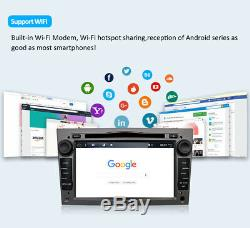 2 Din Car Stereo GPS Navi For Opel Vauxhall Astra Vectra Zafira Corsa Android10
