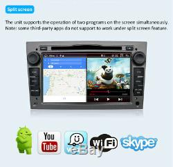 2 Din Car Stereo GPS Navi For Opel Vauxhall Astra Vectra Zafira Corsa Android10