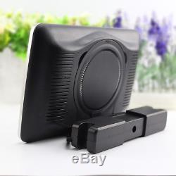 2 x 10 In Car Headrest Twin Dual Monitor DVD Player Digital Screen USB/SD Game