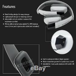 2x 9 Touch Screen Car Headrest DVD Player Monitor with Zipper Case +2 Headphone