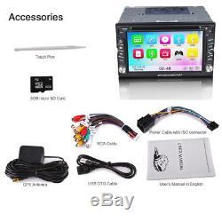 6.2 DVD CD Player Car Stereo GPS Sat-Nav Bluetooth Radio For Nissan Qashqai J10