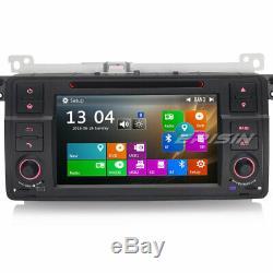 7162-GB Car Sat Nav dvd player DVR 3G WiFi BMW 3 E46 M3 ROVER 75 MG ZT 3er 325