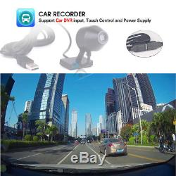 7 1 Din GPS Sat Navi MP3 CD Player Android 6.0 Car Stereo 4G Wifi Radio BT DAB+