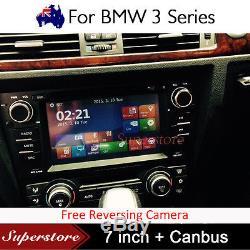 7 BMW E90 Car DVD GPS Stereo Player for BMW 320i 325i 330i 3 Series 2005-2007