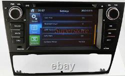 7 BMW E90 E91 E92 Car DVD GPS Stereo Player Head Unit for BMW 320i 325i 330i