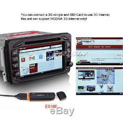 7 Car CD Stereo GPS Sat Nav 3G Mercedes Benz C/CLK/G Class W203 W209 Viano Vito