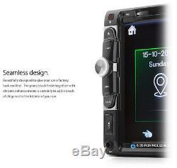 7 Car DVD Player USB MP3 For Ford Mondeo Mk3 Fascia Kit ISO Stereo Radio CD 2G