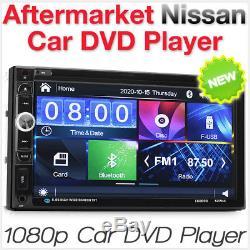 7 Car DVD Player USB MP3 Stereo Radio For Nissan Juke Qashqai Navara X-TRAIL ET