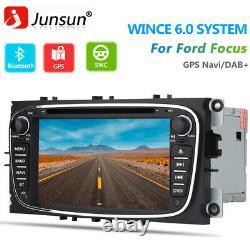 7 Car Radio Stereo GPS SAT NAV DVD Player Bluetooth For Ford Galaxy/Focus/Kuga
