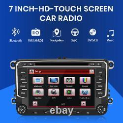 7 Car Stereo Radio For Skoda Octavia Yeti Rapid Superb II DVD Player GPS Navi