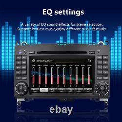 7 Car stereo Radio For Mercedes-Benz Sprinter W245 W169 DVD Player GPS Sat Nav