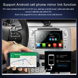 7 Ford Mondeo Focus S-max Galaxy Car DVD Player Radio GPS Stereo RDS SILVER