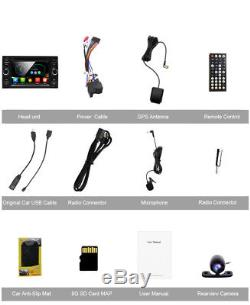 7 GPS SAT NAV Stereo Car CD DVD Player BT Radio For Ford Focus S-Max C-Max UK
