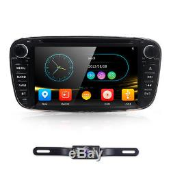 7 Head Unit Car DVD Player Stereo GPS Navi for Ford Mondeo Focus Galaxy S-Max