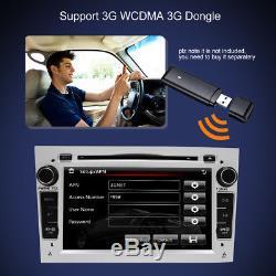 7 Opel Vauxhall Antara Astra Combo Corsa D Car DVD Stereo GPS Sat Nav Radio BT