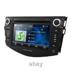 7 Toyota RAV4 Headunit Radio GPS Navigation Bluetooth Car CD DVD Player Stereo