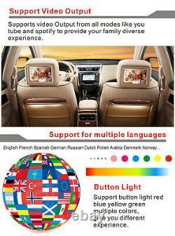 7 VW Passat Golf Transporter T5 Car Stereo DVD DSP Radio Bluetooth GPS Sat Nav