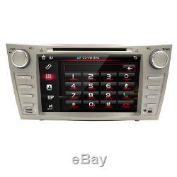 8Toyota Camry For 2007-2011 GPS Navigation Car Radio Stereo DVD Player+Back Cam