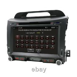 8 Android 10.0 Car Stereo Sat Nav For KIA Sportage Radio GPS DVD Player DAB+BT
