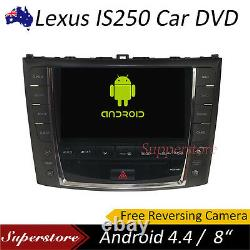8 Android 8.0 Car DVD GPS Player Head unit For Lexus IS200 IS250 IS300 IS350