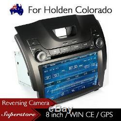 8 Car DVD Nav GPS Player Car Radio For Holden Colorado 2012-2014 RG head unit