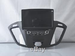 8 Car DVD Player for Ford Tourneo Transit Custom 2013-2017 GPS Radio Stereo