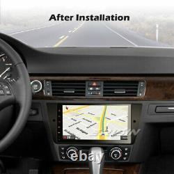 9 Car Radio GPS Stereo Android 10 for BMW E90 E91 E92 E93 CarPlay WiFi DAB+ DSP