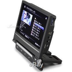 9 HD LCD Screen Car DVD/USB/SD Player Autoradio Kopfstuetzen Monitor 398UB