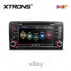 AUDI A3 S3 RS3 Car GPS Navigation CD DVD Player Stereo DAB+ Digital Radio USB SD