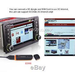 AUDI A3 S3 RS3 RNSE-PU Italia Menu Autoradio Car DVD GPS MP3 SWC Stereo 77147IT