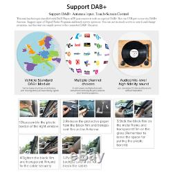 A-Sure 8 DAB+ Car DVD Player Sat Nav GPS VW PASSAT GOLF MK5 MK6 T5 POLO Skoda