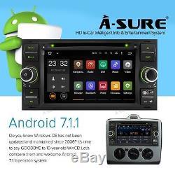 Android7.1 Car DVD GPS DAB+ Ford Transit Galaxy Focus C-Max Connect Radio SatNav