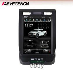 Android9.0 PX6 12.1Inch Screen Car DVD Player For Ford F150 2014-2016 Manual air