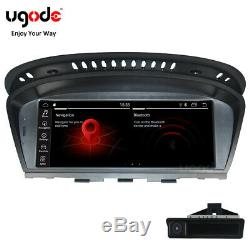 Android9.0 Screen Car Media GPS Navigation for BMW E60 E90+Car Play+Rear camera