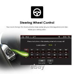 Android 10.0 7 Single 1DIN Car Stereo Radio DVD Player GPS SAT NAV Bluetooth CD
