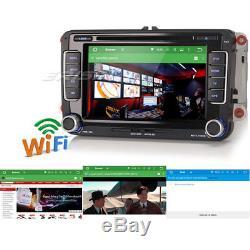 Android 5.1.1 Radio Car DVD GPS for VW Passat Touran Golf Seat Altea Leon 4698