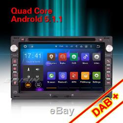 Android 5.1 Car DVD Player For VW PASSAT POLO LUPO JETTA SEAT LEON DAB 3G 3086CU