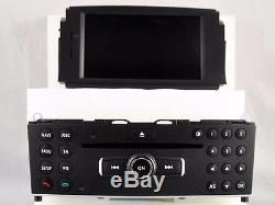 Android 7.1 Car DVD GPS Radio Player for Mercedes Benz C W204 2007-2011 DAB+ OBD