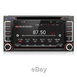 Android 7.1 Car GPS WIFI DAB+ DVD Player For Toyota Prado Stereo Head Unit Radio