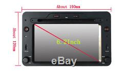 Android 7.1 Quad Core Car DVD Player GPS Sat Navi Stereo for Alfa Romeo Spider